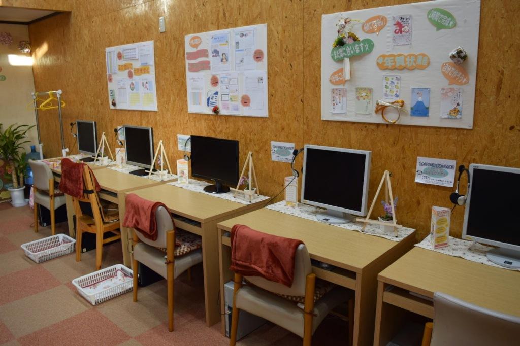お陽さまパソコン教室内部2