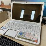 東芝 dynabook T552/58FW 2012年夏モデル